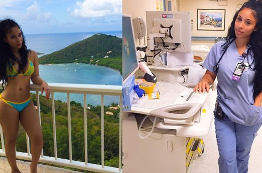 'World's Hottest Nurse' ?! Checkout Kaicyre Palmer's SEXIEST Pics Ever On GoodFellaz TV