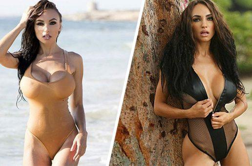 Introducing Model Iryna Ivanova, Check-out Her Sexiest Pics EVER on GoodFellaz TV: #GFTV #HotChickOfTheWeek