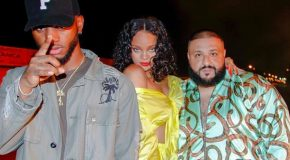 "DOWNLOAD: DJ Khaled ""Wild Thoughts"" F/ Rihanna & Bryson Tiller (CLEAN/DIRTY) On GoodFellaz TV"