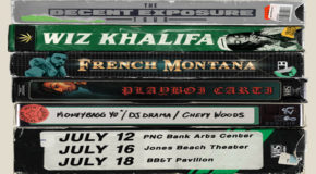"CONTEST: Win Tickets For The ""Decent Exposure Tour"" f/ Wiz Khalifa x French Montana x Playboi Carti & More on GoodFellaz TV: #GFTV #Contest"