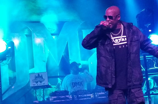 WATCH: DMX Performs @ Irving Plaza in NYC on GoodFellaz TV: #GFTV #ConcertFootage
