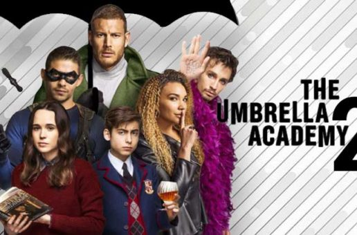 "WATCH: Netflix's ""The Umbrella Academy"" Season 2 Trailer on GoodFellaz TV: #GFTV #Trailer"